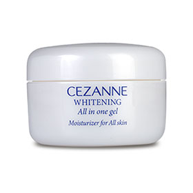 Cezanne Whitening All in One Gel 65g