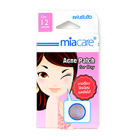 Miacare Acne Patch For Day 12pcs