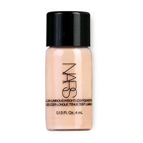 Nars All Day Luminous Weightless Foundation 4ml #Medum2 Santa Fe 6439S