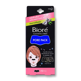 Biore Pore Pack Black 10pcs