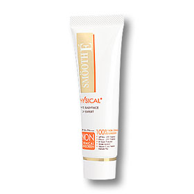 Smooth E Physical White Babyface UV Expert SPF50+/PA+++ 15g #Beige