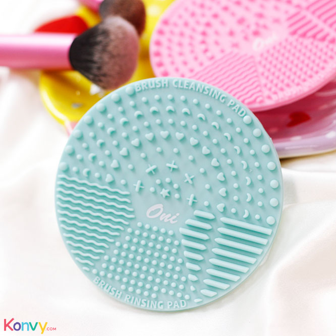 Oni Brush Cleansing Pad #Green_1