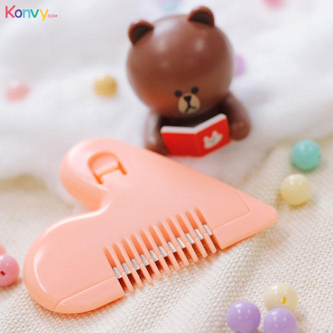 แพ็คคู่ Malian Hair Cutter #Coral_1