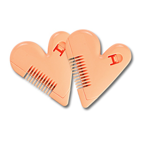 แพ็คคู่ Malian Hair Cutter #Coral (2pcs)