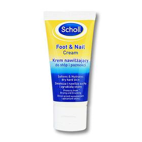 Scholl Foot & Nail Cream 60ml