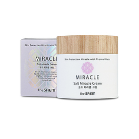 The Saem Salt Miracle Cream 80g