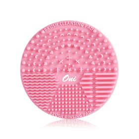 Oni Brush Cleansing Pad #Pink
