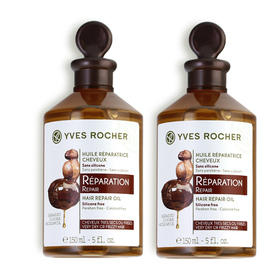 ซื้อ 1 แถม 1 Yves Rocher Repair Hair Repair Oil (150ml x 2pcs)