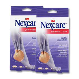 แพ็คคู่ 3M Nexcare Protection Cover (10pcsx2)