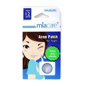 Miacare Acne Patch For Night 12pcs