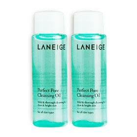แพ็คคู่ Laneige Perfect Pore Cleansing Oil (25mlx2pcs)
