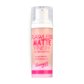 Barry M Flawless Matte Finish Oil Free Foundation 30g #Ivory