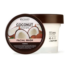 Beauty Buffet Scentio Coconut & Co-Q10 Facial Mask 100ml
