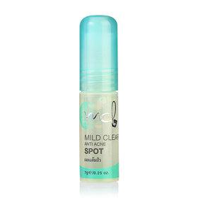 MCL Mild Clear Anti Acne Spot 7g(สินค้านี้ไม่ร่วมรายการซื้อ 2 ชิ้นฟรีค่าจัดส่ง)