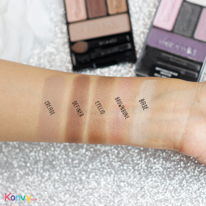 Wet n Wild Coloricon Eyeshadow Palette #E3961 Bare And Beautiful_2