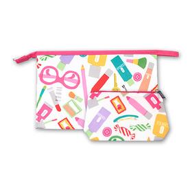 Set Clinique Tote Bag Cosmetic Clinique (Big+Small)