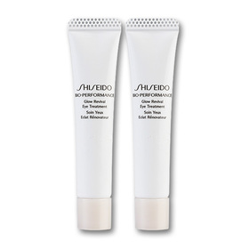 แพ็คคู่ Shiseido Bio-Performance Glow Revival Eye Treatment (5mlx2pcs)