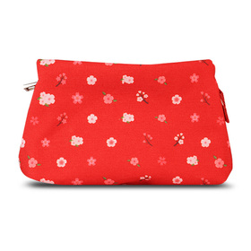 Shiseido Red Bag pattern Sakura