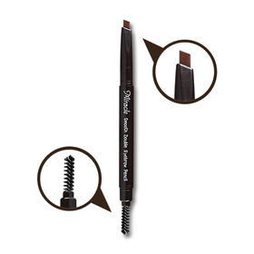 Mivagirl Miva Miracle Smooth Double Eyebrow Pencil #M-26 Dark Brown
