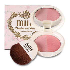 Mille Dazzling Rose Blusher #1 Innocent Pink