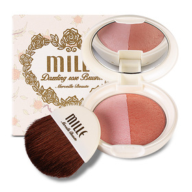 Mille Dazzling Rose Blusher #2 Peach Champagne