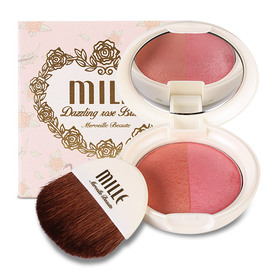 Mille Dazzling Rose Blusher #3 Sassy Love