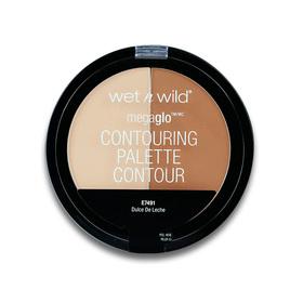 Wet n Wild Megaglo Contouring Palette Contour #E7491 Dulce De Leche