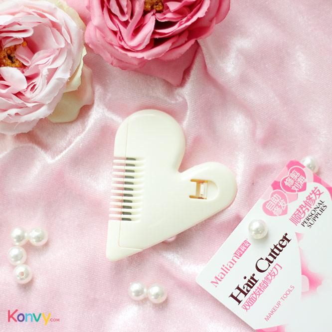 แพ็คคู่ Malian Hair Cutter #White (2pcs)_1