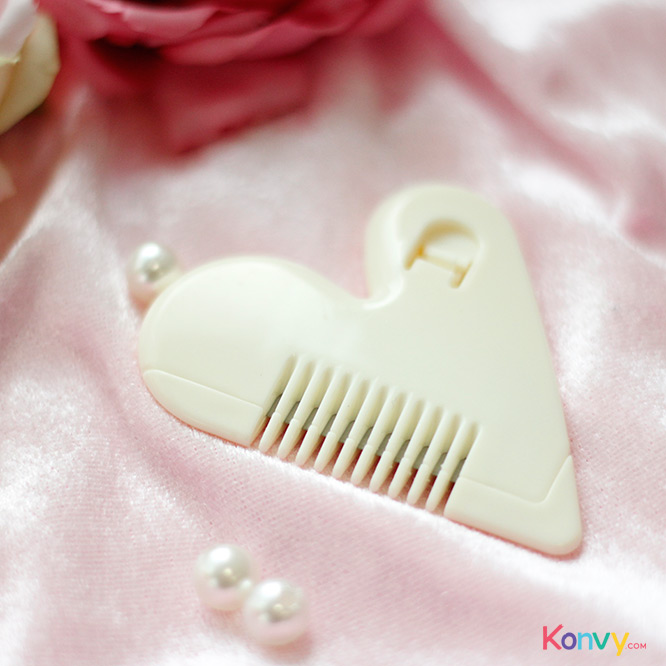แพ็คคู่ Malian Hair Cutter #White (2pcs)_2