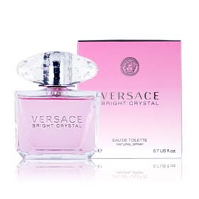 Versace Bright Crystal Eau De Toilett 200ml