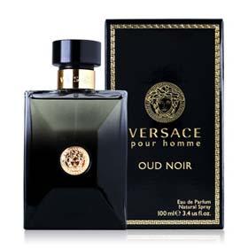Versace Pour Homme Oud Noir Eau De Parfum 100ml