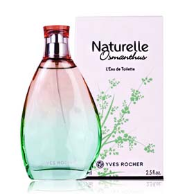 Yves Rocher Naturelle Osmanthus L'Eau De Toillete 75ml