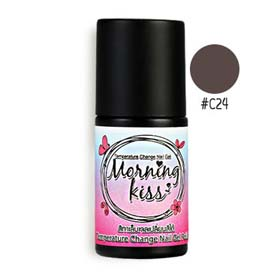 Morning Kiss Temperature Change Nail Gel Polish 10ml #C24