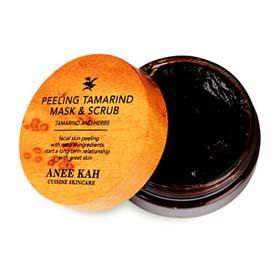 Anee Kah Flash White Tamarind Scrub 80g