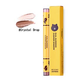 Missha Dual Blending Cushion Shadow #Crystal Drop