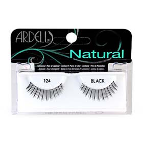 Ardell Fashion Lashes #124 Black