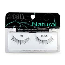Ardell Fashion Lashes#108 Black
