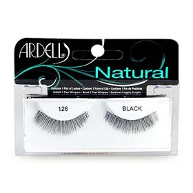 Ardell Fashion Lashes #126 Black