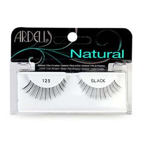 Ardell Fashion Lashes #125 Black