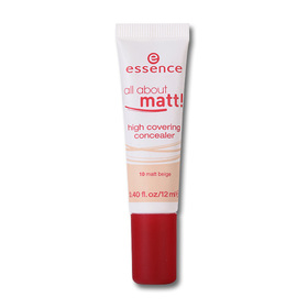 Essence All About Matt High Covering Concealer 12ml #10