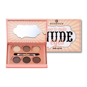 Essence How To Make Nude Eyes Make-up Box 4.2g #02