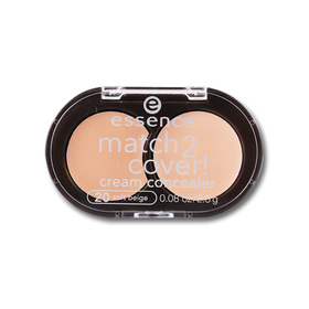 Essence Match 2 Cover Cream Concealer 2.3g #20 Soft Beige