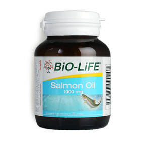 Bio-Life Salmon oil 1000mg 30 Capsules