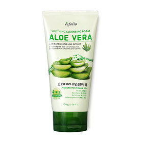 Esfolio Soothing Cleansing Foam Aloe Vera 150g