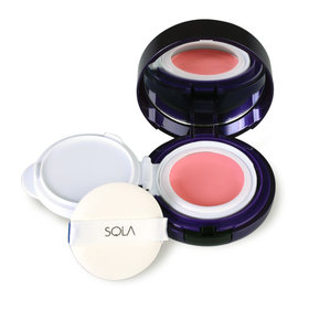 Sola Cunning Cushion Blusher 12g #Pink
