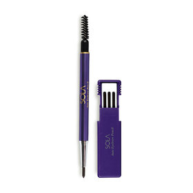 Sola Auto Eyebrow Pencil #01 Dark Brown (Free! Refill 3pcs)