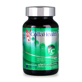 CollaHealth Collagen Plus Vitamin C 100Tablets