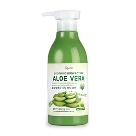 Esfolio Soothing Body Lotion Aloe Vera 91% 500ml