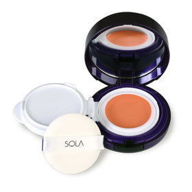 Sola Cunning Cushion Blusher 12g #Coral