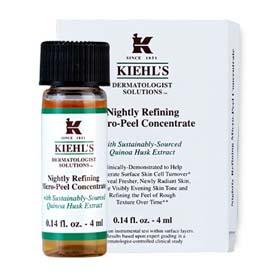 Kiehl's Nightly Refining Micro-Peel Cocentrate 4ml